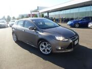 2013 Ford Focus LW MKII Sport PwrShift Grey 6 Speed Sports Automatic Dual Clutch Hatchback Strathmore Heights Moonee Valley Preview