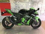 2017 Kawasaki Ninja ZX-10R KRT Replica (abs) Sports 998cc Moorooka Brisbane South West Preview