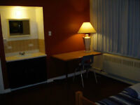 Now only 3 left ..... Large well furnished Student Studio Rooms