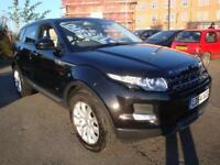 64 RANGE ROVER EVOQUE SD4 4X4 PURE WITH TECH PACK DIESEL LEATHER NAV EXTRAS