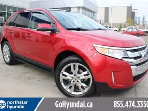 2012 Ford Edge Limited LEATHER POWERLIFT GATE SUNROOF