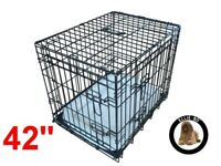 "Dog Crate 42"""