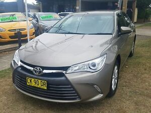 2015 Toyota Camry ASV50R MY15 Altise Bronze 6 Speed Automatic Sedan Five Dock Canada Bay Area Preview