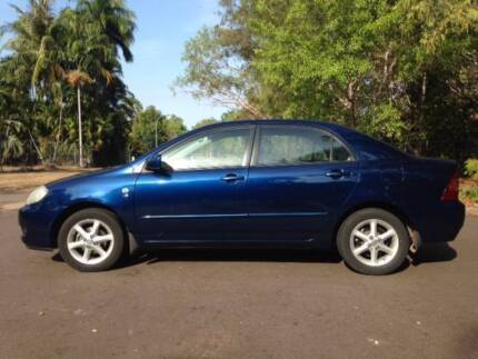 2006 Reliable and steady Toyota Corolla Conquest