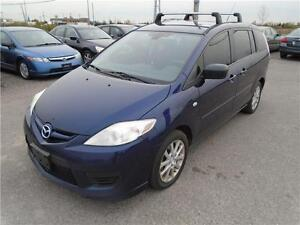 2009 Mazda Mazda5 Touring - *5-SPEED MANUAL - ROOF RACK*