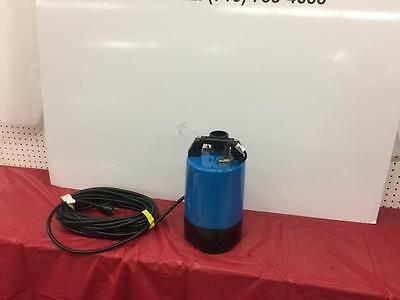 New Tsurumi Lb-800 2 Submersible Pump 1115v Electric Sump Pumps Dewatering