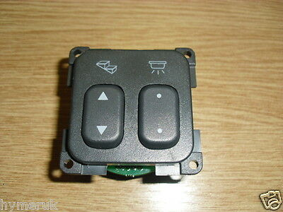 HYMER MOTORHOME STEP/AWNING LIGHT CONTROL SWITCH