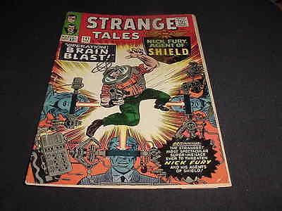 STRANGE TALES NO.141 ORIG MARVEL VINTAGE 1966 NICK FURY POOR/FAIR selectvintage