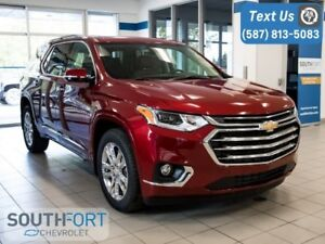 2019 Chevrolet Traverse AWD High Country w/2LZ