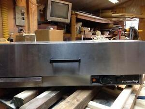 stainless warmer oven