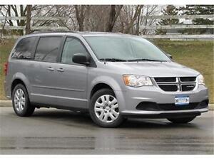 2014 Dodge Grand Caravan SXT Keyless Entry|AC|Cruise|7-passenger