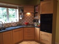 Kitchen Units and Appliances in great condition