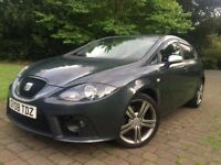 2008 SEAT Leon 2.0 TDI FR550 SPECIAL EDITION 6 speed gearbox