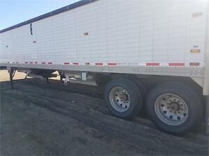 Wilson super b grain trailer