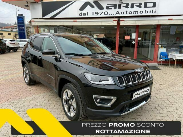JEEP Compass 1.4 MultiAir 170 CV auto. 4WD Limited