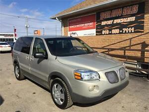 2009 Pontiac Montana**7 PASSENGER**ONLY 121 KMS***CERTIFIED