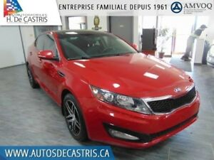 Kia Optima EX*CUIR,TOIT PANORAM,CAMERA DE RECUL 2013