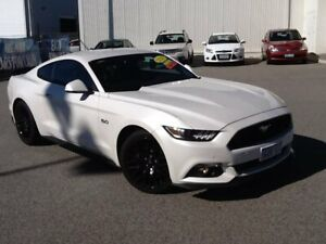 2017 Ford Mustang FM 2017MY GT Fastback SelectShift White 6 Speed Sports Automatic Fastback Rockingham Rockingham Area Preview
