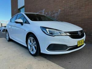 2018 Holden Astra BK MY18.5 RS (5Yr) White 6 Speed Automatic Hatchback Phillip Woden Valley Preview