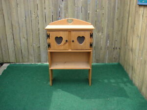 For the kitchen area Heart cabinet