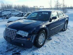 parting out 2006 chrysler 300c