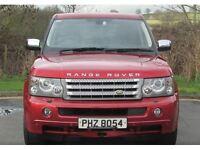 2008 Land Rover Range Rover Sport 3.6 TD V8 HSE