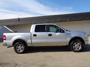 2007 Ford F-150 SuperCrew XLT 4X4-5.4L V8--AMAZING SHAPE IN/OUT