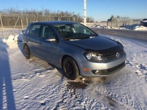 2012 VW GOLF - 2.5L AUTOMATIC