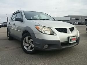 2003 Pontiac Vibe - As Traded
