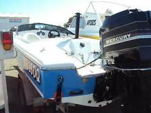 Ski boat with 200 Mercury Port Pirie South Port Pirie City Preview