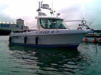 2001 Arvor 20 Fisherman with Nanni 5.250 TDI inboard diesel engine