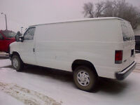 2010 Ford E-250 Service Van only 46,000 Kilometers