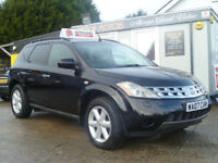 2007 NISSAN MURANO 3.5 V6 AUTOMATIC GAS CONVERTED # FINANCE AVAILABLE