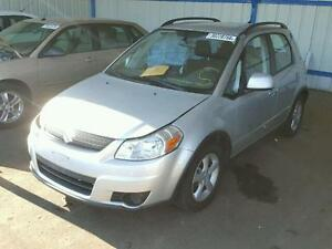 2007 SUZUKI SX4 PARTING OUT !!!!!!!!!!!!!!!!!!!!!!!!!!