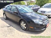 2010 Ford Fusion SE CERTIFIED! SUPER CLEAN! WARRANTY!