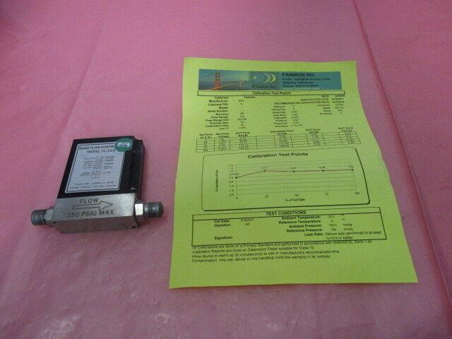 Tylan FC-260 Mass Flow Controller, MFC, NH3, 300 SCCM, 421341