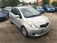 TOYOTA YARIS T3 HATCHBACK 1296cc,5 Doors**SERVICE HISTORY**PERFECT ENGINE & GAERBOX**IDEAL 1st CAR**
