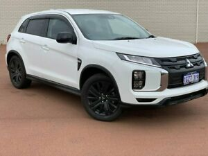 2020 Mitsubishi ASX XD MY20 MR 2WD White 6 Speed Constant Variable Wagon Morley Bayswater Area Preview