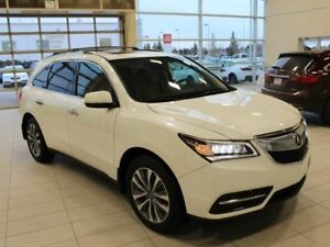 2016 Acura MDX Tech - Heated Leather Seats, Remote Start, Sunroo