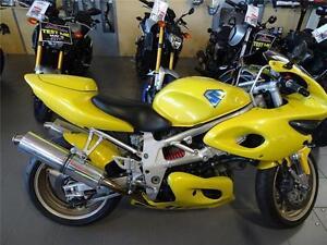 Pre-Owned 2000 Suzuki TL-1000