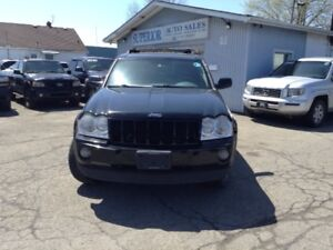 2006 Jeep Grand Cherokee  Fully Certified! Carproof Verified!