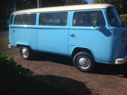 1974 Kombi T2 in excellent original condition