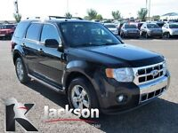 2011 Ford Escape Limited V6 4WD- Leather, Sunroof