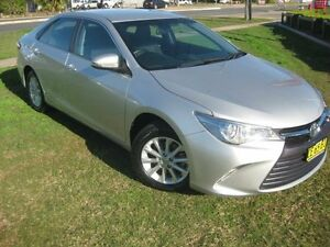 2015 Toyota Camry ASV50R MY15 Altise Silver 6 Speed Automatic Sedan South Grafton Clarence Valley Preview