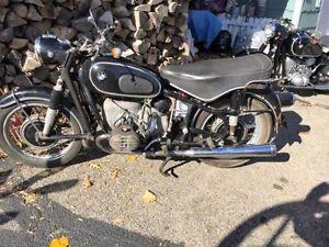 BMW R60 R50 1960 - 1969