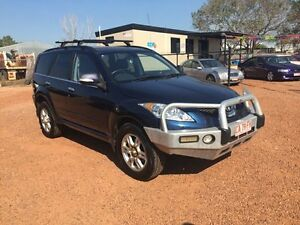 2013 Great Wall X200  Blue 5 Speed Manual Wagon Hidden Valley Darwin City Preview