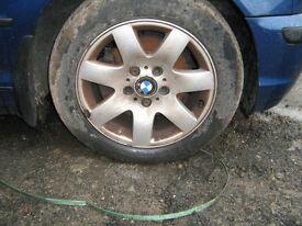 bmw alloy wheels x4