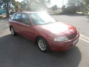 2000 Ford Laser KN LXI Maroon 5 Speed Manual Hatchback Alberton Port Adelaide Area Preview