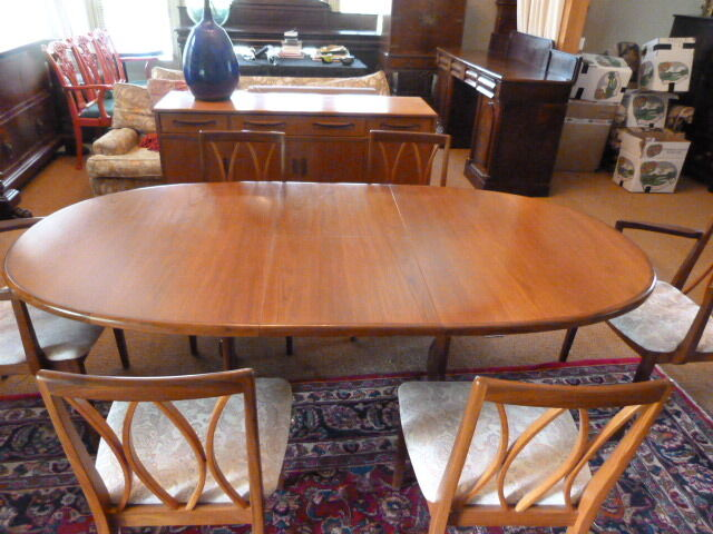 G Plan Teak Dining Table and 6 Chairs in Somerton  : 86 from www.gumtree.com size 640 x 480 jpeg 64kB