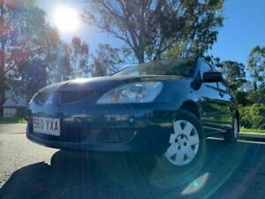 2005 Mitsubishi Lancer Blue 4 Speed Automatic Sedan Kingston Logan Area Preview